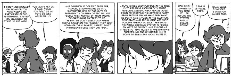 October 3, 1992